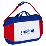 【モルテン Molten】 バスケットボール用 ボールバッグ 【6個入】 幅78cm パッド付き EB0056 〔運動 スポーツ用品〕