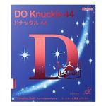 ニッタク(Nittaku) ラージボール用表ソフトラバー DO KNUCKLE 44(ドナックル44) NR8578 レッド CU(超極薄)