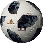 adidas(アディダス) ワールドカップ2018 テルスター18 キッズ 4号球 AF4300