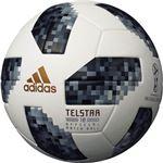 adidas(アディダス) ワールドカップ2018 試合球 テルスター18 5号球 AF5300
