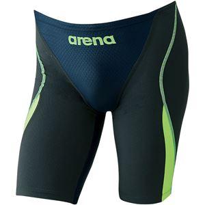 ARENA(アリーナ) AQUA-HYBRID マスターズSP ARN8081M ネイビー×グレイ×グリーンF L