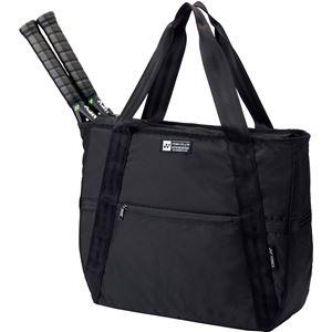 Yonex(ヨネックス)SUPPORT PREMIUM SERIES マルチトートバッグ(テニス2本用) ブラック BAG1871 - 拡大画像