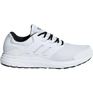 adidas(アディダス) adidas GLX 4 M ランニングホワイト×ランニングホワイト×コアブラック B75573 【25.0cm】 - 拡大画像