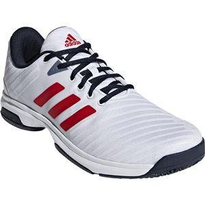 adidas(アディダス) adidas Tennis BARRICADE CODE COURT OC レジェンドインクF17×スカーレット×ランニングホワイト AH2078 【23.0cm】