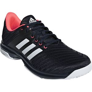 adidas(アディダス) adidas Tennis BARRICADE CODE COURT OC レジェンドインクF17×ランニングホワイト×フラッシュレッドS15 D97898 【24.0cm】