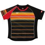 VICTAS TSP 卓球アパレル ゲームシャツ レディスクラールシャツ 女子用 032416 ブラック 3XL