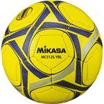 MIKASA(ミカサ)サッカーボール軽量5号球 シニア(60歳以上)用 イエローブルー【MC512SYBL】