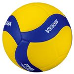 MIKASA(ミカサ)バレーボール5号球 練習球【V330W】