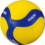 MIKASA(ミカサ)バレーボール5号球 レジャーボール【V340W】