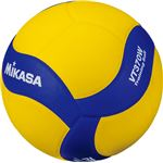 MIKASA(ミカサ)バレーボール トレーニングボール5号球 370g【VT370W】