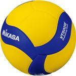 MIKASA(ミカサ)バレーボール トレーニングボール5号球 500g【VT500W】
