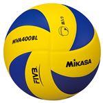 MIKASA(ミカサ)バレーボール 鈴入りバレーボール4号 【MVA400BL】