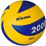 MIKASA(ミカサ)バレーボール トレーニングボール5号(メディシンボール) 【MVT2000】