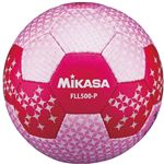 MIKASA(ミカサ)フットサル 検定球 ピンク 【FLL500P】
