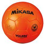 MIKASA(ミカサ)サッカーボール 検定球5号 オレンジ 【SVC501O】