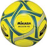 MIKASA(ミカサ)サッカートレーニングボール 3号球 イエロー×ブルー 【MC35TRYB】