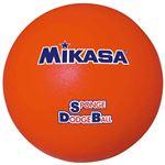MIKASA(ミカサ)ドッジボール スポンジドッジボール レッド 【STD21】