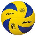 MIKASA(ミカサ)バレーボール 練習球5号 【MVA330】
