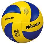 MIKASA(ミカサ)レジャー用 バレーボール4号球 【MVA440】