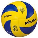 MIKASA(ミカサ)バレーボール 練習球5号 【MVA340】