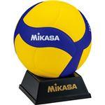MIKASA(ミカサ) 記念品用マスコット バレーボール 【V030W】
