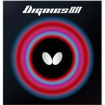 Butterfly(バタフライ) ハイテンション裏ラバー DIGNICS 80 ディグニクス80 ブラック 特厚