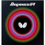 Butterfly(バタフライ) ハイテンション裏ラバー DIGNICS 64 ディグニクス64 ブラック 厚