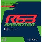 andro(アンドロ) テンションラバー RASANTER R53 ラザンター アール53赤ULTRA