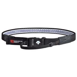 デサント(DESCENTE) Kounoe Belt 鴻江ベルト 骨盤用 1000 ライトタイプ DAT8101 ブラック L - 拡大画像