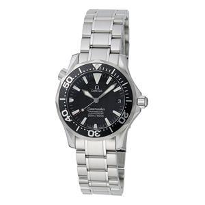 OMEGA(オメガ) 腕時計 シーマスター 300m 自動巻き 2252.50 ブラック - 拡大画像