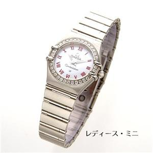 OMEGA(オメガ) 腕時計 コンステレーション 30Pダイヤベゼル 1466.63 レディースミニ - 拡大画像