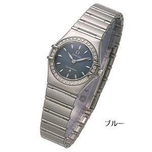 OMEGA(オメガ) 腕時計 コンステレーション ダイヤ 日本限定 1466.88 ブルー - 拡大画像