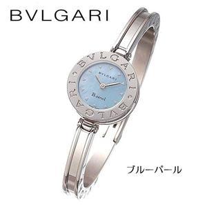 BVLGARI B-Zero1バングルウォッチ BZ22C31SS-S/ブルーパール・Sサイズ - 拡大画像
