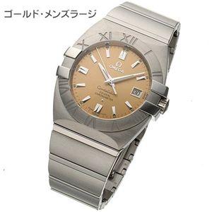 OMEGA(オメガ) 腕時計 コンステレーション ダブルイーグル オートマチック クロノメーター 1503.10 - 拡大画像