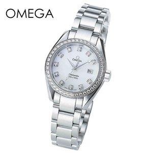 OMEGA(オメガ) 腕時計 シーマスター アクアテラ 2579.75 - 拡大画像