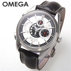 OMEGA(オメガ) 腕時計 シーマスター アクアテラ クロノグラフ レガッタ ラバー NZL-32 2813.30.81 - 拡大画像