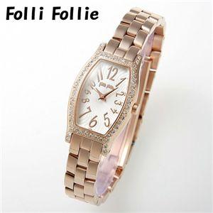 Folli Follie ブレスウォッチ WF8B026BPS - 拡大画像