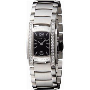 BVLGARI(ブルガリ) レディース 腕時計 アショーマD AA35BSDS - 拡大画像