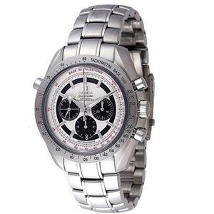 OMEGA(オメガ) メンズ 腕時計 スピードマスター ブロードアローラトラパンテ 3582.31 - 拡大画像