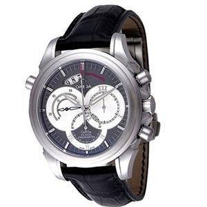 OMEGA(オメガ) メンズ 腕時計 デ・ビル コーアクシャル ラトラパンテ 4848.40.31 - 拡大画像