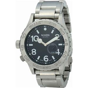 NIXON(ニクソン) メンズ ウォッチ THE 42-20 TIDE A035000 (腕時計) - 拡大画像
