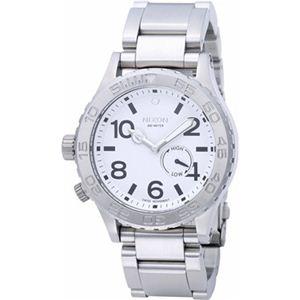NIXON(ニクソン) メンズ ウォッチ THE 42-20 TIDE A035100 (腕時計) - 拡大画像