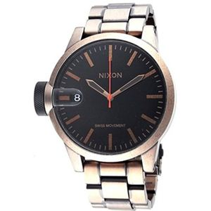 NIXON(ニクソン) メンズ ウォッチ CHRONICLE A198872 (腕時計) - 拡大画像