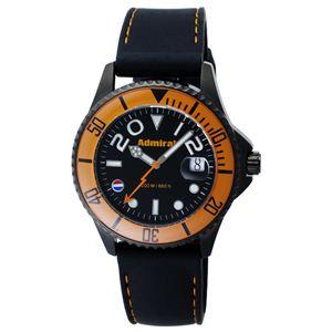 Admiral(アドミラル) メンズ 腕時計 EURO2012開催記念モデル ADM2012HO オランダ - 拡大画像