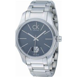 カルバンクライン 腕時計 ビズグレーK77411.61 - 拡大画像