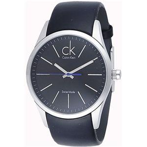 カルバンクライン 腕時計 ボールドブラックK22411.04 - 拡大画像