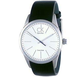Calvin Klein(カルバンクライン) 腕時計 ボールドシルバーK22411.26 - 拡大画像