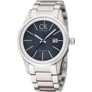 カルバンクライン 腕時計 ボールドブラックK22461.07 - 拡大画像