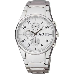 D&G ディーアンドジー 腕時計 SANDPIPERホワイト3719770110 - 拡大画像