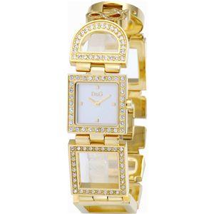 D&G ディーアンドジー 腕時計 NIGHT&DAYゴールド3729250329 - 拡大画像